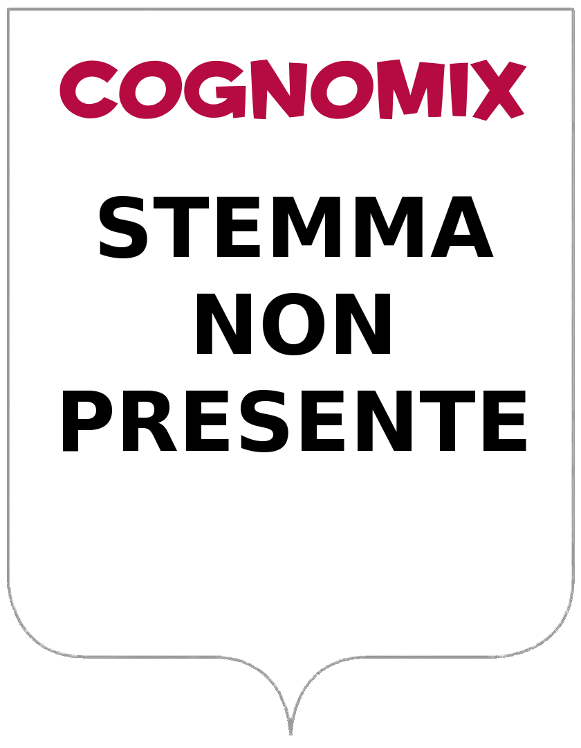 Stemma della famiglia Coppini Della Scala non presente
